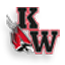 Kirkwood Webster Junior Football League logo