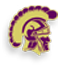 Troy Jr. Torjan Football logo